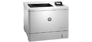 HP Laser Jet Enterprise 500 color M553n A4,  1200dpi,  ImageREt 3600,  38 (38) ppm,  1Gb,  2-trays 100+550,  USB / GigEth