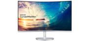 "Samsung 27"" C27F591FDI VA LED изогнутый 16:9 1920x1080 4ms 250cd 3000:1 178 / 178 D-Sub HDMI DP колонки БП внешний White"