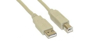 Gembird CC-USB2-AMBM-10,  Кабель USB 2.0 AM / BM,  3.0м,  пакет