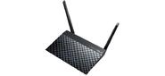 ASUS RT-AC51U WiFi Router RT-AC51U  (WLAN 733Mbps,  Dual-band 2.4GHz+5.1GHz,  802.11ac+4xLAN RG45+1xWAN+1xUSB2.0) 2x ext + 1x int Antenna