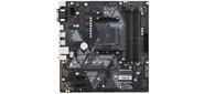 ASUS PRIME B450M-A,  Socket AM4,  B450,  2*DDR4,  D-Sub+DVI+HDMI,  SATA3 + RAID,  Audio,  Gb LAN,  USB 3.1*8,  USB 2.0*4,  COM*1 header  (w / o cable),  mATX ; 90MB0YR0-M0EAY0