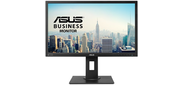 "ASUS 23.8"" BE249QLBH IPS LED,  1920x1080,  5ms,  250 cd / m,  178° / 178°,  100M:1,  D-Sub,  DVI,  HDMI,  DP,  USB,  колонки,  Tilt,  Swivel,  Pivot,  HAS,  VESA,  Black,  90LM01V1-B01370"
