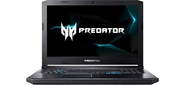 "Acer Predator Helios 500 PH517-51-79UL Intel Core i7-8750H / 32768Mb / 1Tb / SSD 512гб / nVidia GeForce GTX 1070 8G / 17.3"" / IPS / UHD  (3840x2160) / WiFi / BT / Cam / 4810mAh / Linux / black"