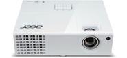 Проектор Acer projector X1125i,  DLP 3D,  SVGA,  3600Lm,  20000 / 1,  HDMI,  Wifi,  RJ45,  2.6kg