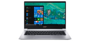 "Acer Swift 3 SF314-55G-74ZE Intel Core i7-8565U / 8192Mb / SSD 512гб / nVidia GeForce Mx150 2G / 14.0"" / IPS / FHD  (1920x1080) / 4G / WiFi / BT / Cam / Win10Home64 / silver"