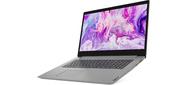 """Ноутбук Lenovo IP3 17ADA05 17.3"""" HD+,  AMD R5-3500U,  8Gb,  256Gb SSD,  no ODD,  no OS,  серый  (81W20095RK)"""