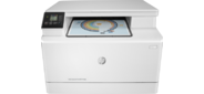 HP Color LaserJet Pro MFP M180n p / c / s,  A4,  600dpi,  16 / 16ppm,  128 Mb,  1 tray 150,  USB / LAN,  Flatbed scaner,  1y warr,   4 Cartridges 800 pages in box