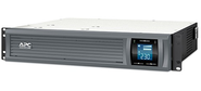 APC SMC3000R2I-RS Smart-UPS C 3000VA / 2100W,  2U,   (1) IEC 320 C19,   (8) IEC 320 C13,  Interface Port USB,  warranty of 1 year,  grey