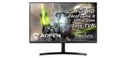 """Монитор Acer 23.8"""" Aopen 24ML2Ybix черный IPS LED 1ms 16:9 HDMI матовая 250cd 178гр / 178гр 1920x1080 D-Sub FHD 2.86кг"""