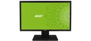 Acer LCD 24'' [16:9] 1920х1080 TN,  nonGLARE,  250cd / m2,  H170° / V160°,  100M:1,  5ms,  VGA,  DVI,  Tilt,  3Y,  Black