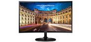 """МОНИТОР 23.5"""" Samsung C24F390FHI Glossy-Black  (VA,  LCD,  LED,  curved,  1920x1080,  4 ms  (GTG),  178° / 178°,  250 cd / m,  3000:1,  +HDMI)"""
