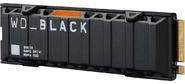 SSD жесткий диск M.2 2280 500GB SN850 BLACK WDS500G1XHE WDC