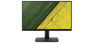 "Монитор ACER 23.8"" ET241Ybd IPS LED,  1920x1080,  4ms,  250cd / m2,  1000:1,  VGA + DVI,  ZeroFrame,  Black Matt"