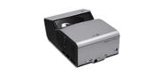 Проектор LG PH450UG  (DLP,  LED,  720p 1280x720,  450Lm,  100000:1,  HDMI,  MHL,  USB,  2x1W speaker,  WiFi,  Bluetooth,  3D Ready,  led 30000hrs,  battery,  ultra short-throw,  Silver,  1, 1kg)
