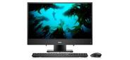 "Моноблок Dell Inspiron 3480 23.8"" Full HD i3 8145U  (3.9) / 4Gb / 1Tb 5.4k / MX110 2Gb / Linux Ubuntu / Eth / WiFi / BT / клавиатура / мышь / Cam / черный 1920x1080"