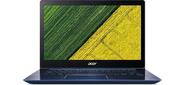 """Acer Swift SF314-56-72K5 14.0"""" FHD,  Intel Core i7-8565U,  8192Mb,  256гб SSD,  noODD,  Linux,  синий"""