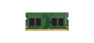 Kingston KVR32S22S6 / 4 DDR4 SODIMM 4GB PC4-25600,  3200MHz,  CL22