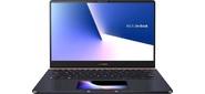 """Asus Zenbook UX391FA-AH001R Intel Core i7-8565U,  16384Mb,  512гб SSD,  13.3"""" FHD,  Win10Pro64,  dk.blue"""