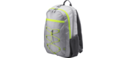 """Active Backpack Grey / Neon Yellowcons  (for all hpcpq 10-15.6"""" Notebooks) cons"""