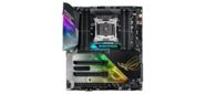 ASUS ROG RAMPAGE VI EXTREME OMEGA,  LGA 2066,  X299,  8*DDR4 ,  SLI+CrossFireX,  SATA3 + SATA Express + RAID,  Audio,  Gb LAN,  USB 3.1*17,  USB 2.0*4,  ATX ; 90MB0ZJ0-M0EAY0