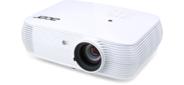 Проектор Acer P5530,  DLP 3D, 1080p,  4000Lm, 20000 / 1,  HDMI,  RJ45,  16W,  Bag,  2.7 kg,  EURO