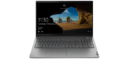 Lenovo ThinkBook 15 G2 ITL 15.6FHD_AG_300N_N_SRGB  / CORE_I3-1115G4_3.0G_2C_MB  / NONE, 8GB (4X16GX16)_DDR4_3200  / 256GB_SSD_M.2_2242_NVME_TLC  /   / INTEGRATED_GRAPHICS  / WLAN_2X2AX+BT  / FPR  / 720P_HD_CAMERA_WITH_ARRAY_MIC  / 3CELL_45WH_INTERNAL  / 1xThunderbolt 4  (type-c);1xUSB3.2 Gen2 Type-C  (video+power); 1xUSB3.2 Gen1; 1xUSB3.2 Gen1 (always on); HDMI; 4-in-1 card reader; LAN RJ45; K-lock  / 1, 7kg  / W10_PRO_STD  / N01_1Y_COURIER / CARRYIN  / MINERAL_GREY
