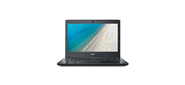 "Acer TravelMate TMP2410-G2-M-30FV Intel Core i3-8130U / 4Gb / 500Gb / Intel UHD Graphics 620 / 14.0"" / HD  (1366x768) / WiFi / BT / Cam / 3320mAh / Linux / black"