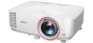 BenQ TH671ST DLP DC3 DMD; 1080P; 3000Lm AL; 1.2x zoom; High contrast ratio 10000:1; Light Sensor thechnology; SmartEco ; 15000 hrs lamp life; 5W speaker; HDMI x 2; MHL