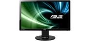 """ASUS VG248QE 24"""",  LED,  1920x1080,  Nvidia 3D Vision 2,  ProGaming,  1ms,  350cd / m2,  170° / 160°,  80Mln:1,  144Hz,  DVI,  HDMI,  DisplayPort,  колонки,  HAS,  Swivel,  Pivot,  Tilt,  VESA,  Black"""