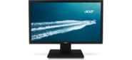"""Acer V226HQLBB  21.5"""" черный TN+film LED 5ms 16:9 матовая 250cd 1920x1080 D-Sub FHD 3.66кг"""