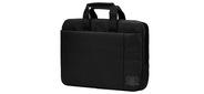 """Сумка для ноутбука 15, 6"""" Continent CC-215 Black 15.6"""". Черный. Полиэстер."""