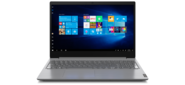 """Ноутбук Lenovo V15-ADA Ryzen 3 3250U / 4Gb / SSD128Gb / AMD Radeon / 15.6"""" / TN / FHD  (1920x1080) / Free DOS / grey / WiFi / BT / Cam"""