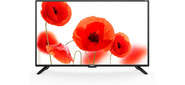 "Телевизор LED Telefunken 39"" TF-LED39S62T2 черный HD READY 50Hz DVB-T DVB-T2 DVB-C USB  (RUS)"