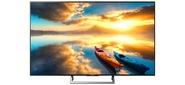 Sony KD43XE7096BR,  43'',  UHD,  Wi-Fi,  Smart TV,  Miracast,  DVB-T / T2 / C / S / S2,  черный / серебристый