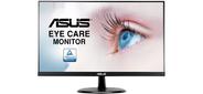 """ASUS 23.8"""" VP249HR IPS LED,  1920x1080,  5ms,  250cd / m2,  100Mln:1,  178° / 178°,  D-Sub,  HDMI,  колонки,  Frameless,  Eye Care,  Tilt,  VESA,  Black"""