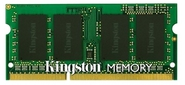 Kingston 2GB 1333MHz DDR3L Non-ECC CL9 SODIMM SR X16 1.35V KVR13LS9S6 / 2