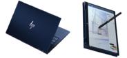 """HP Elite Dragonfly Intel Core i5-8265U,  13.3"""" FHD  (1920x1080) IPS Touch 400cd,  8192Mb Total,  256гб QLC SSD,  16гб 3D Xpoint,  38Wh,  B&O Audio,  0.99kg,  3y,  Blue,  Win10Pro64"""