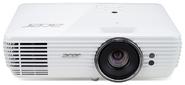 Acer projector H7850 DLP 4K UHD,  3000lm,  1000000 / 1,  HDMI,  HDR,  Rec 2020,  V-LS,  Bag,  5.3kg