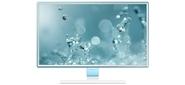 """Samsung 23.6"""" S24E391HL,  WVA LED,  1920x1080,   250 cd / m2,  1000:1,  178° / 178°,  5ms,  D-Sub,  HDMI,  External Power Supply,  Glossy White"""