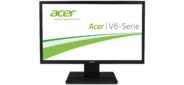 "Acer V226HQLbid 21.5"" Black LED,  Wide,  1920 x 1080,  5ms,  178° / 178°,  250 cd / m,  100, 000, 000:1,  +DVI,  +HDMI"