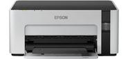 Принтер струйный Epson M1120  (C11CG96405) A4 WiFi USB серый / черный