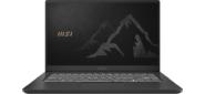 """MSI Summit B15 Intel Core i5-1135G7 2.4GHz, 15.6"""" FHD  (1920x1080) IPS Touch AG, 8192Mb DDR4-3200, 512гб SSD, 52Wh, Kbd Backlit, FPS, 1.6kg, 2y, Black, Win10Pro64"""