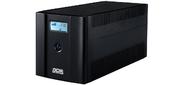 Powercom RPT-1025AP-LCD Raptor,  OffLine,  1025VA / 615W,  Tower,  4xSchuko,  LCD,  USB