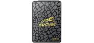 "Apacer PANTHER AS340 240Gb SSD SATA 2.5"" 7mm,  R475 / W380,  IOPS 70K,  MTBF 1.5M,  TLC,  60TBW,  Retail"