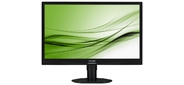 "Philips 241S4LCB / 00 24"" TN,  LED,  5ms,  16:9,  D-Sub,  DVI-D,  Black"