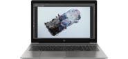 "HP ZBook 15 G6 Core i7-9850H 2.6GHz, 15.6"" FHD  (1920x1080) IPS AG, nVidia Quadro RTX3000 6G, 32768Mb DDR4-2666 (2), 512гб SSD, 90Wh LL, FPR, 2.6kg, 3y, Silver, Win10Pro64"