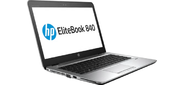 "HP EliteBook 840 G3 Intel Core i7-6500U,  8192Mb,  256гб SSD,  14.0"" QHD  (2560x1440) AG,  46Wh,  1.5kg,  3y,  Silver,  Win10Pro64"
