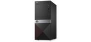 Dell Vostro 3670-5475 MT Intel Core i5-9400,  8GB,  1TB,  NVidia GT 710 2G,  MCR,  Win10Pro64,  1y NBD