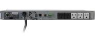 HPE UPS R1500 G5 INTL,  220V / 230V / 240V,  1550VA / 1100W,  Input C14,  Output 5 - NEMA 5-15R , analog J2R03A