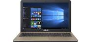 "Asus VivoBook A540NA-GQ266 Celeron N3350 / 4Gb / SSD128гб / Intel HD Graphics 500 / 15.6"" / HD  (1366x768) / Endless / black / WiFi / BT / Cam"